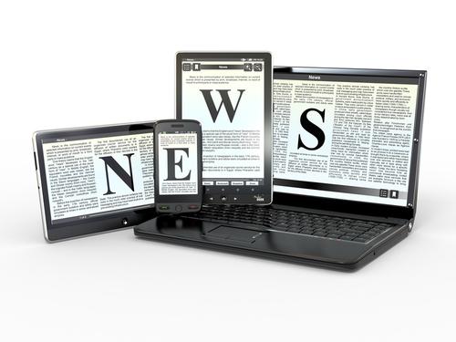 Los diarios digitales compensan 4